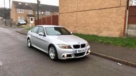 2011 BMW 320D M-SPORT AUTOMATIC – 4 DOORS, DIESEL, AUTOMATIC, LONG MOT, ALLOYS, EXCELLENT CONDITION
