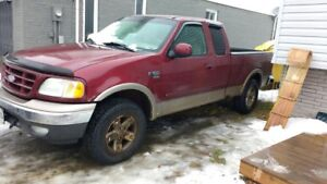 2003 4x4 Ford F-150