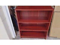 Dark Oak Bookcase