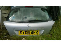 Parts as shown in photos from a Peugeot 307, 09 plate £50 the lot