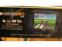 VenruraPRO Satellite Navigation s6800 for Caravans and Motor Homes Better known as SNOOPER