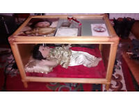 Vintage Franklin Mint Heirloom Doll The Imperial Chinese Baby Doll porcelain cot