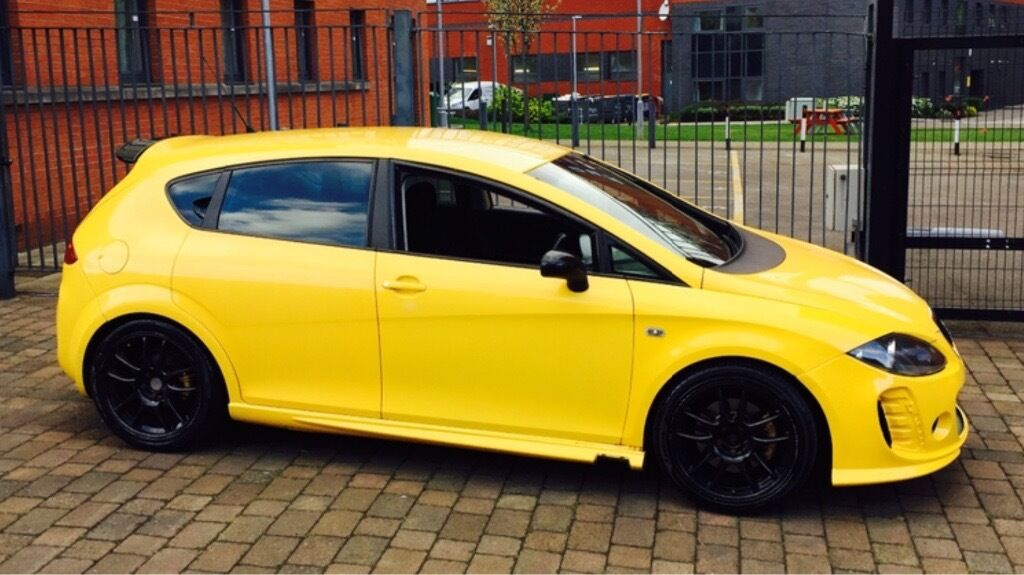 2008 seat leon tdi leon btcc leon k1 leon fr in sheffield south yorkshire gumtree. Black Bedroom Furniture Sets. Home Design Ideas