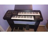 Yamaha Election Hc-2 electric organ - £120 ONO