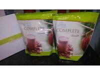 Chocolate juice plus complete