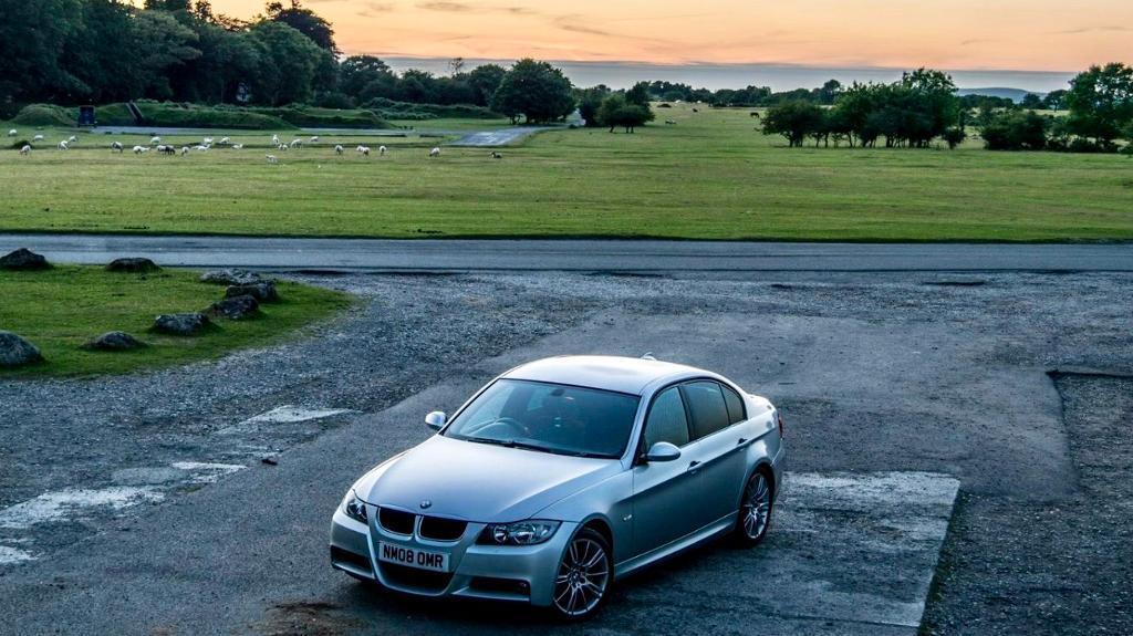 2008 (08) BMW 320i (170hp) M Sport