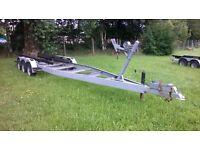 Boat trailer for 30ft boat