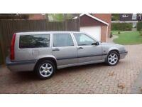 Volvo 850 Estate. 1996 Superb condition. Year's MOT