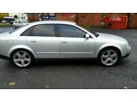 Audi a4 silver 1.9