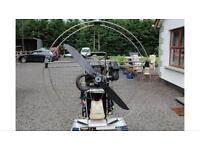 H&E R120 Paramotor