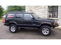 2000 jeep ( not shogun terrano toyota isuzu 4x4