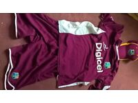 Full west indies cricket set official. Size m/L