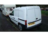 Vauxhall, COMBO, Car Derived Van, 2005, Manual, 1248 (cc)....NOW SOLD!!