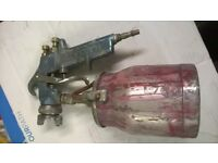 Air spray gun kestrel