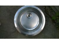 Inset sink, 1 bowl (Delivery)