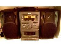 Proline CD Micro Hifi System