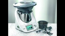 Thermomix kitchen appliance food procesor
