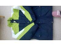 Mens Brand New Philo Paviano Coat, Showerproof. Size Large.