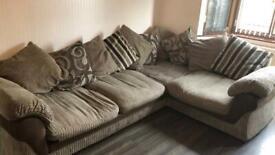 Corner Scatter Sofa