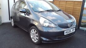 HONDA JAZZ 1.4 SE with FULL service mileage history and ONLY 15250 miles recorded.