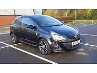 Vauxhall Corsa 1.4 i 16v Black Edition 3dr (start/stop, a/c)