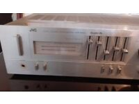 JVC A-X2 , Stereo integrated amplifier .