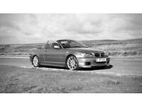 BMW, 3 SERIES, Convertible, 2003, Manual, 2979 (cc), 2 doors