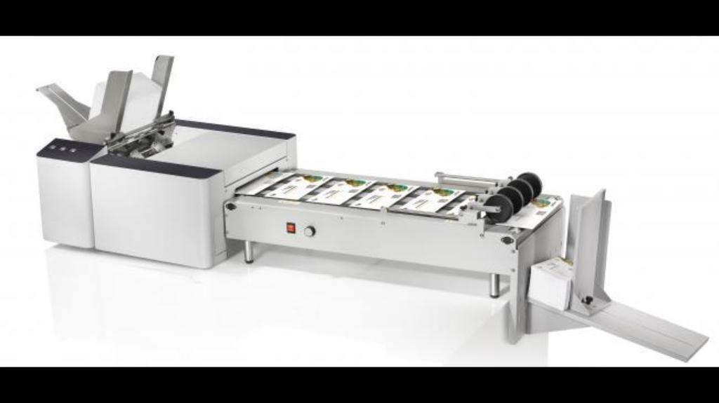 Envelope Printer - Rena / Mach 5 / Memjet, full colour, no bleed, high speed Printer & conveyor