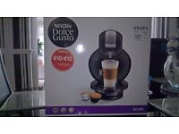 New, unopened Nescafe Dolce Gusto Melody Coffee Machines