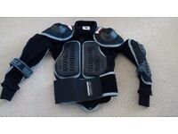 Motocross / Quad Bike Child's Body Armour