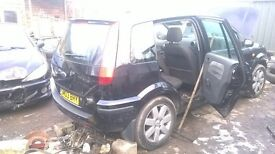 ford fusion 2 1.4tdci breaking for parts