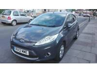 Ford Fiesta Titanium 1.6 TDCi 5 door 2012/zero road tax