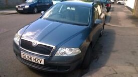 SKODA OCTAVIA 2.0 FSI LONG MOT PX WELCOME