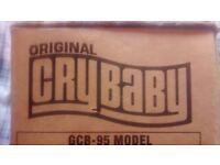 Jim Dunlop Crybaby Wah Pedal