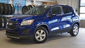 2015 CHEVROLET TRAX FWD LT CROSSOVER