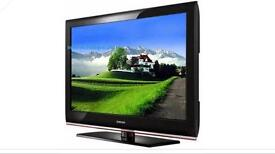 SAMSUNG LCD TV 46 Inch 1080p LE46B530P7W - massive TV working perfectly