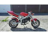 Midi moto / pit bike 125cc