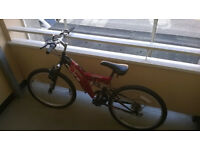 "BOYS BIKE - ""Flite 8 speed boys bike - excellent condition - suitable for approx 9- 10 years old -"