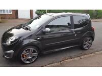 RENAULT TWINGO SPORT 16V 133 BHP SPARES OR REPAIRS 60 PLATE