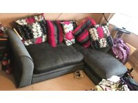 Small corner sofa great condition