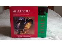 Multicooker 3 saucepan set