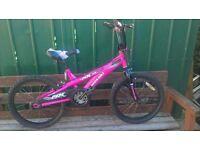 "Bike for girls size 20"" wheels"