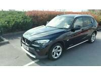 BMW X1 2011 Black Low mileage