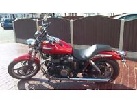 motorcycle for sale, triumph speedmaster 865