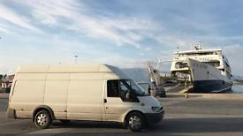 EUROPEAN REMOVALS UK/GREECE/FRANCE/SPAIN/GERMANY/ITALY/HOLLAND/ETC/MAN AND VAN EUROPE FULLY INSURED