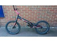 """Onza bird 2011 trials bike 20"""""""