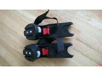 Baby jogger adapters for maxi cosy car seats