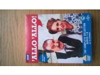 'Allo 'Allo! Complete collection series 1 - 9 DVD New & SEALED