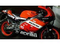 Aprilia 125cc