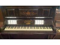 Monnington & Weston upright piano